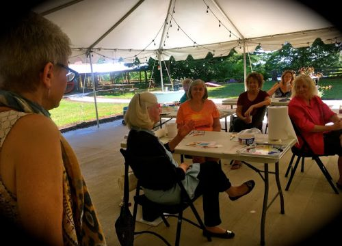 Workshop at the Winery 2017 - DAY ONE