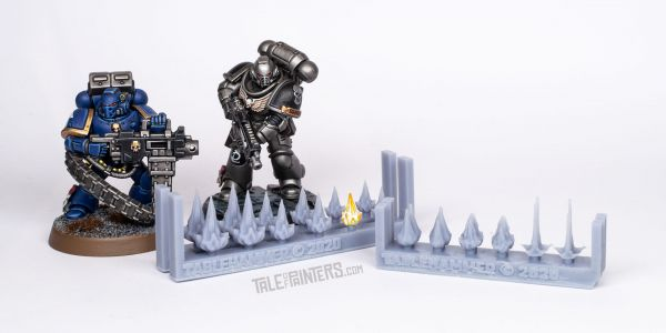 Review: Bolter muzzle-flashes by Tablehammer