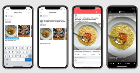 Reddit Has Finally Added Support for Photo Galleries
