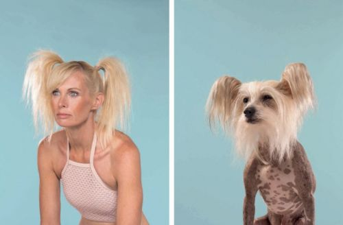 Photos of Humans and Dogs Who Look Strangely Alike