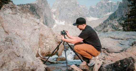Slik Tripods and Heads Are Perfect for Outdoor Photo Adventures