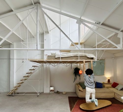 Topo's Shed Workspace and Housing / Pía Mendaro