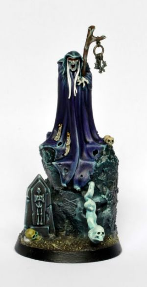Showcase: Legions of Nagash Necromancer