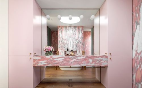 Draw Inspiration From These 21st Century Bathroom Designs