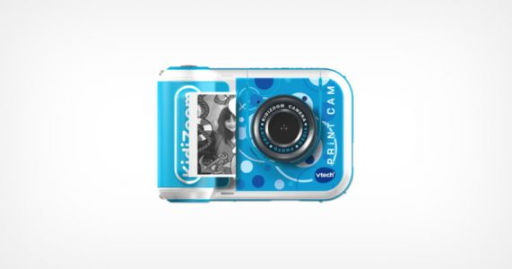 This VTech Instant Cam Affordably Lets Kids Experiment With Photography