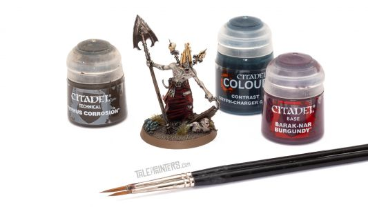 Tutorial: How to paint Gorslav the Gravekeeper from Warhammer Quest Cursed City