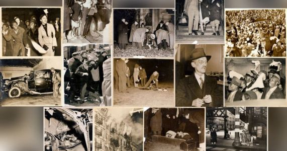 Man Finds Box of Unseen Weegee Photos in His Kitchen Cabinet