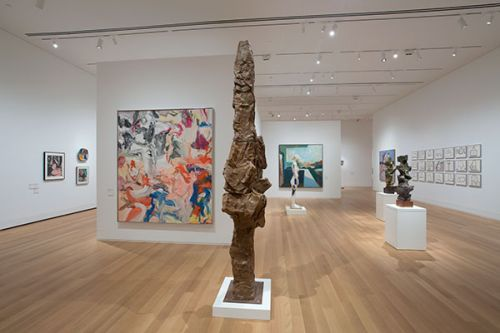 """""""The Ceramic Presence in Modern Art"""" at Yale"""