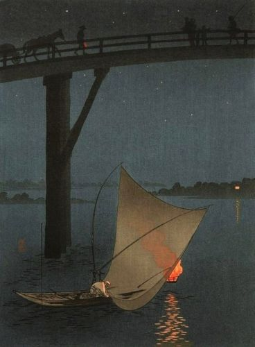 The night of, Koho Shoda