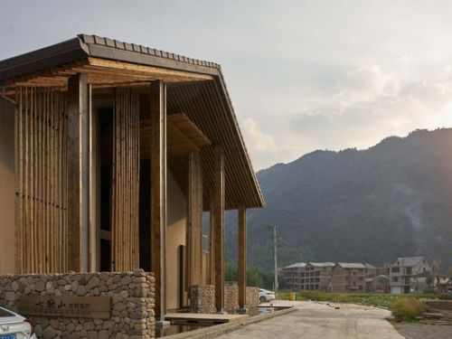 Watch • Tree&stone / The Design Institute of Landscape and Architecture China Academy of Art