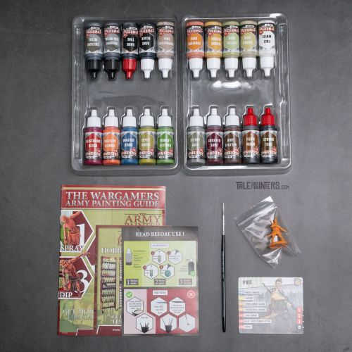 Review: Zombicide 2nd Edition Paint Set by The Army Painter