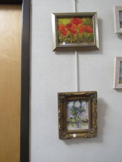 My exhibit at the Bayport Bluepoint Library