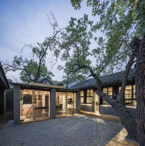 10000/1 OFFICE / O architecture