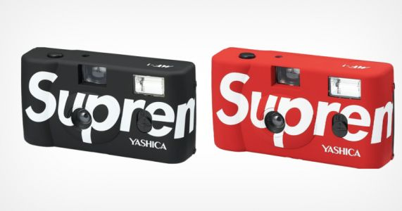 Supreme Set to Launch a Special-Edition Yashica 35mm Film Camera