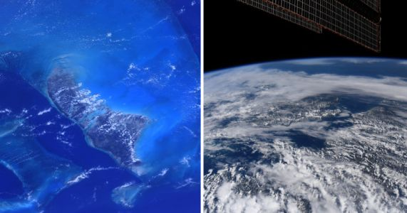 Astronaut Explains What It's Like to Photograph Earth from the ISS