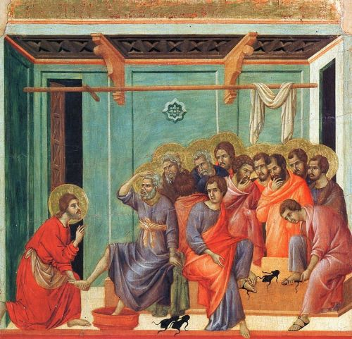 Maundy Thursday -The Last Supper