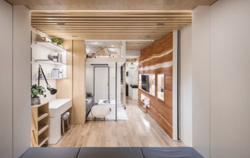 A House within Thirteen Steps / Limu Design Studio