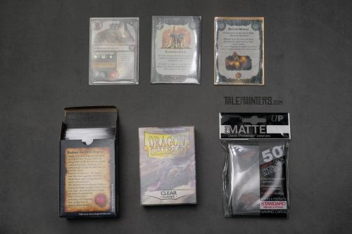 ToP Tip: How to store and protect your Underworlds cards in style