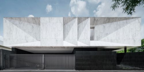 Marble House / Openbox Architects