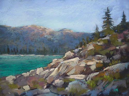 The Power of Suggestion When Painting Rocks