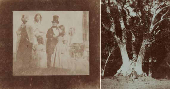 Set of World's Earliest Photos by Fox Talbot Sells for Staggering $1.96M