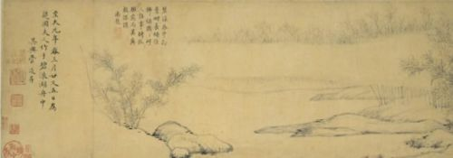 Guan Daosheng, the most famous female painter in Chinese history