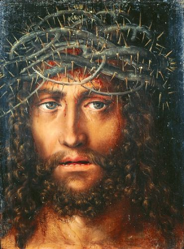 Good Friday - 1510 Lucas Cranach the Elder Crown of Thorns