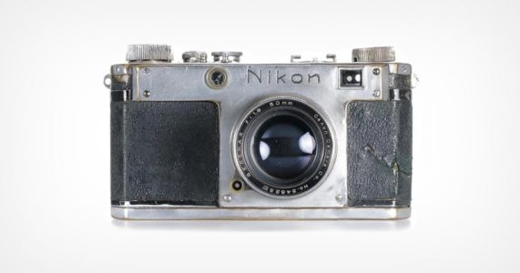 Prototype Nikon L Rangefinder Auctions for Record-Setting $468,850