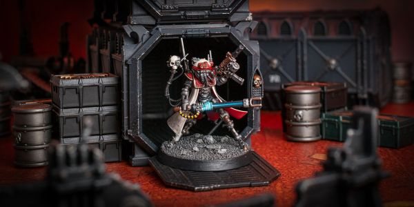 Showcase: Forge World Metalica Sicarian Infiltrator Princeps