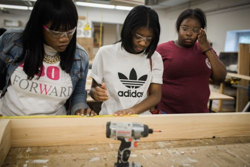 Empowering African American Female Architects and Students: In Conversation with Tiffany Brown, Founder of 400 Forward