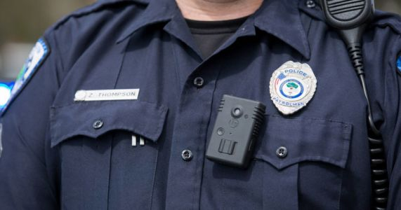 Putting Camera on Police Leads to Less Use of Force, Study Finds