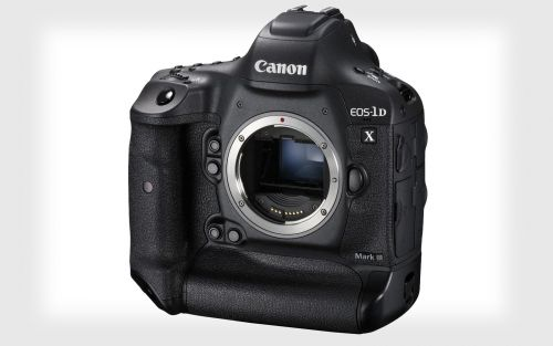 Canon 1D X Mark III to Feature IBIS and Significant Jump in Resolution: Report