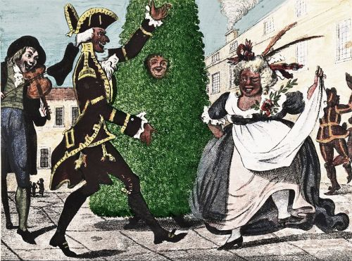 18C Cross-dressing MAY DAY Parade + The Garland Gone Wild