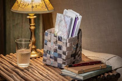 NYTimes tells us how to weave a basket