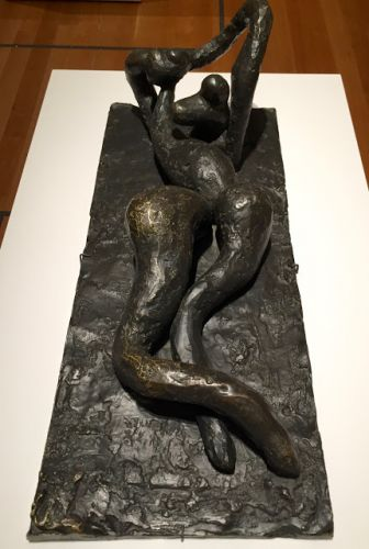 More on Picasso's Sculptures