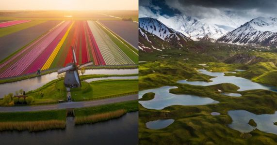 How to Shoot Epic Drone Photos