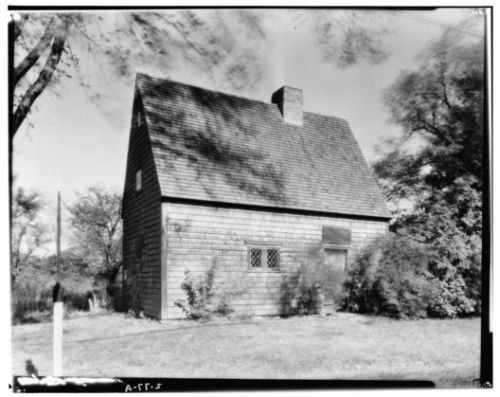 """Before """"Colonial"""" There Was Immigrant Architecture in North America"""