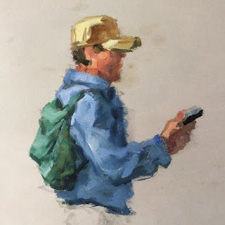 FIGURATIVE STUDY by TOM BROWN