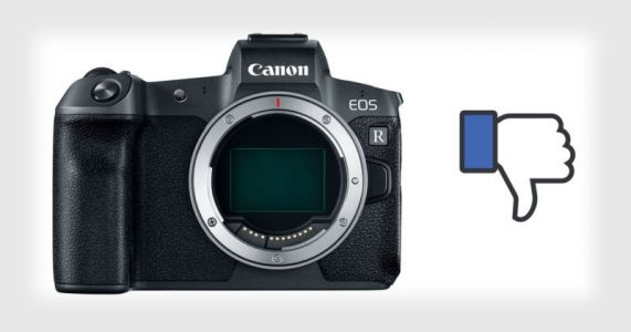 Canon Was Blinded by Sony and the 'Mirrorless Revolution'