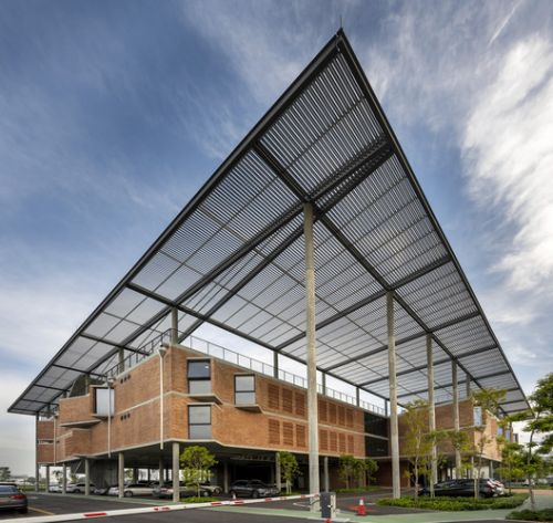 Aemulus at the Runway / Design Unit Architects Sdn Bhd