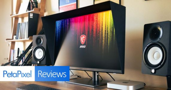 MSI PS321QR Review: A Gaming Monitor for Photographers