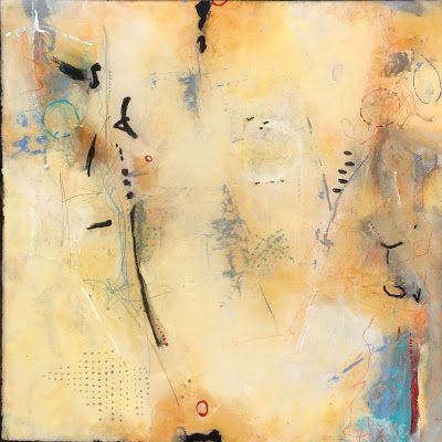 """Contemporary Art, Abstract Expressionist Fine Art Painting, Art for Sale """"November Surrender"""