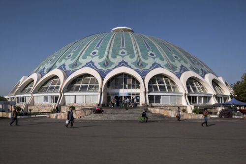 The Eastern Influences that Shaped Soviet Architecture in Central Asia