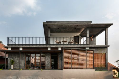 Kutta Estate House / EDOM Architecture