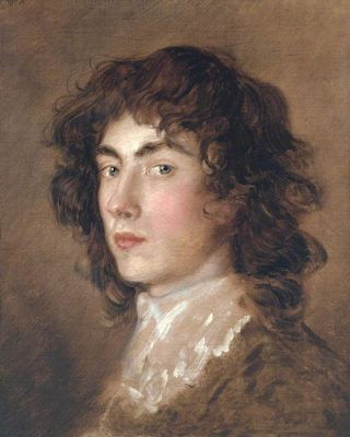 Thomas Gainsborough. 18th century English portrait and landscape painter