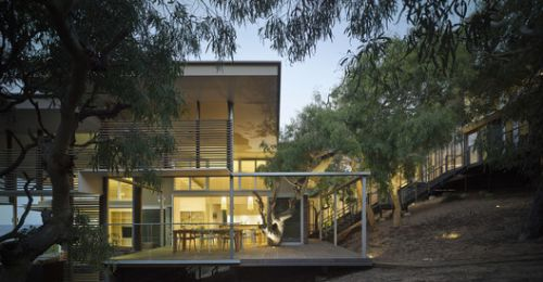 Red Rock Beach House / Bark Design Architects