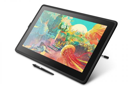 Wacom's Cintiq 22 is an Affordable Pen Display for Budget-Conscious Pros