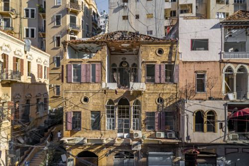 """""""Beirut, after the Dust Settles"""" in Design and the City Podcast"""