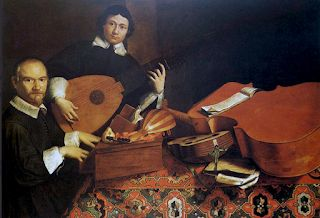 Evaristo Baschenis. A painter of music and musicians