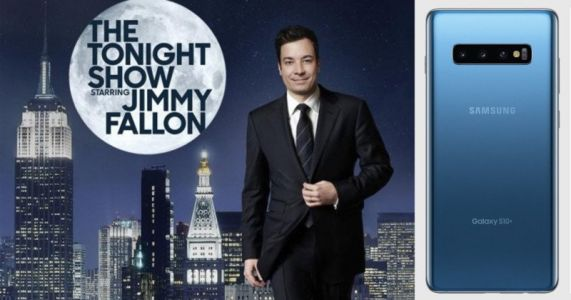 'Tonight Show' Shot an Entire Episode on the Samsung Galaxy S10+